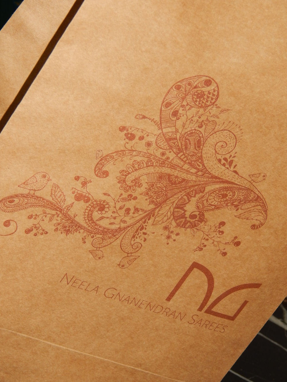 NG Saree Packaging