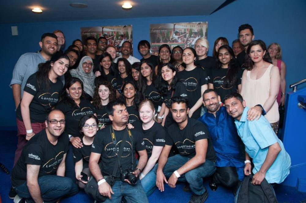 Nana Patekar & The Amazing LIFF Team (Image Source: LIFF)