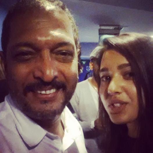 Selfie With Nana Patekar