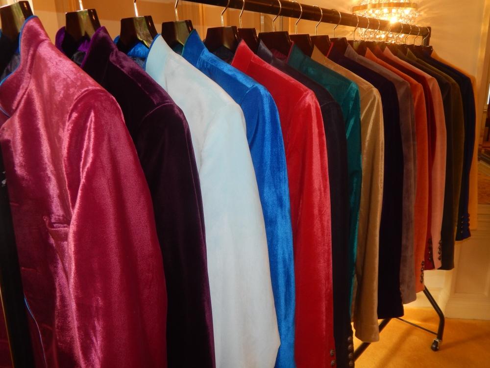 Velvet Nehru Jackets