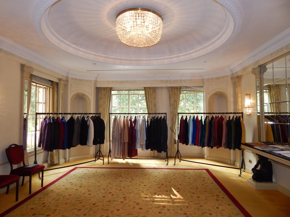 The Gorgeous Venue For Ashish N Soni's Showcase