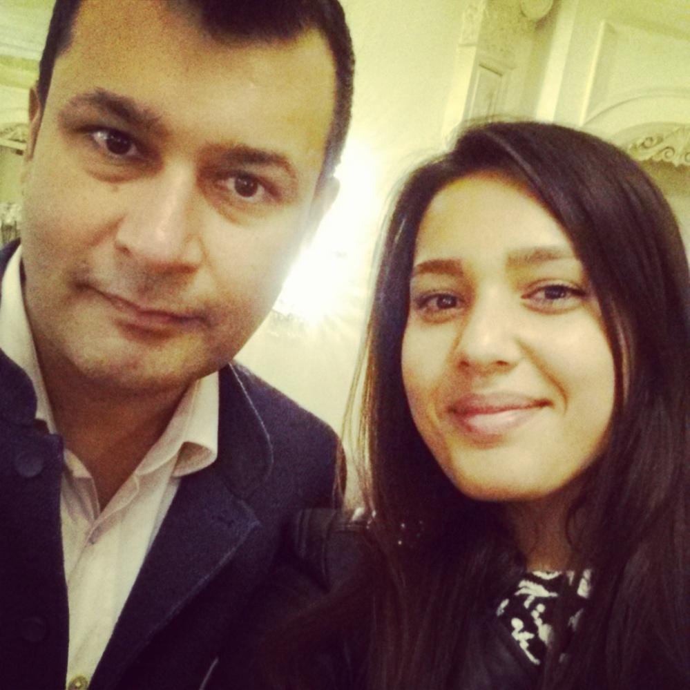 Selfie With Ashish N Soni