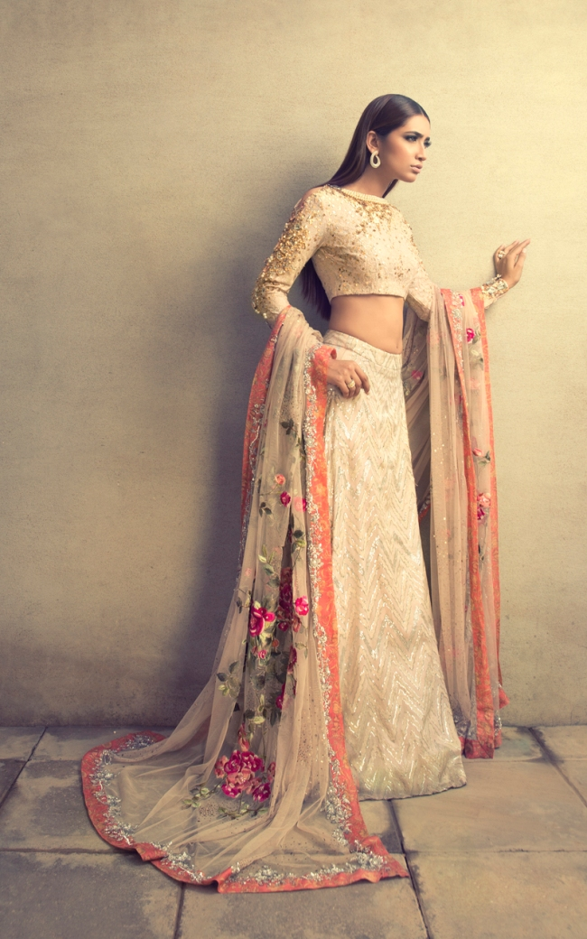 One Sania Maskatiya's Bridal Pieces - One Of my Personal Favourites