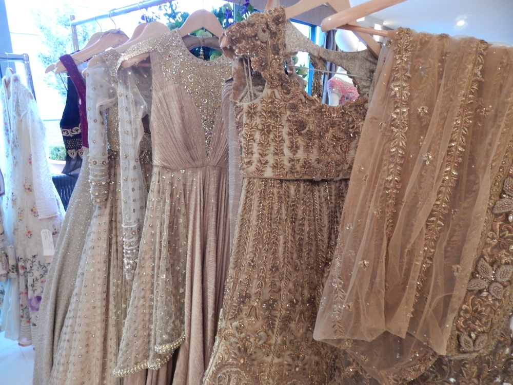 Golden haven of Tarun Tahiliani Couture