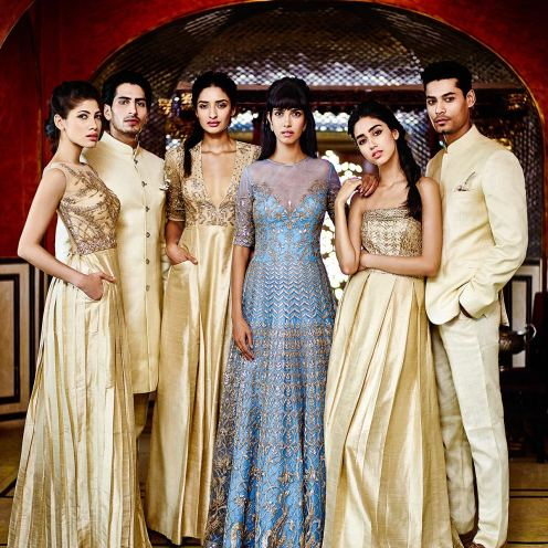 The Wedding Diaries by Anita Dongre