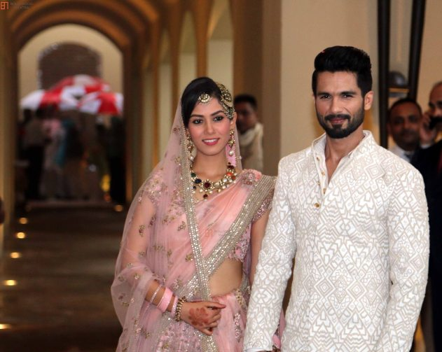 Mira Rajput in Shri Hari Diagems jewellery