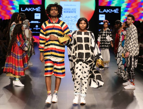 Norblack Norwhite at LFW SR 2016 (7)