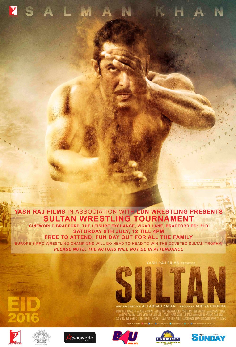 Sultan Wrestling Tournament