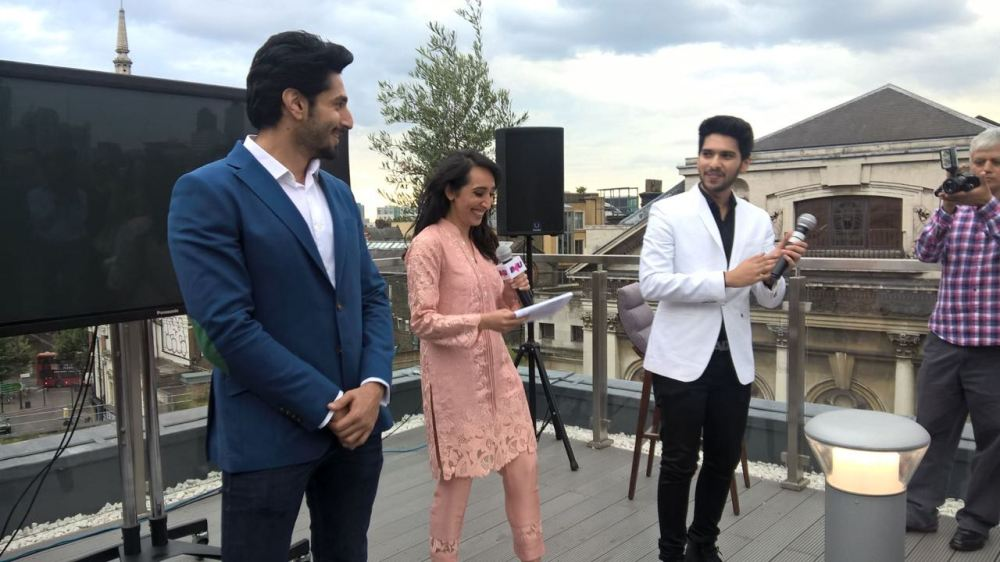 [Press Release] Janaan's title track released in UK with Bilal Ashraf and Arman Malik (7)