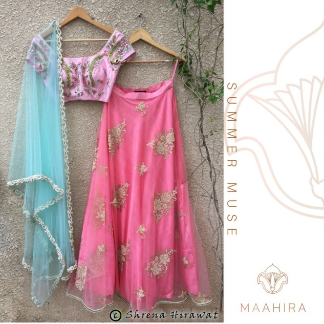 Maahira SS17 Collection