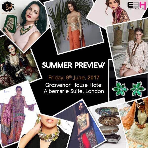Summer Preview E-Flyer
