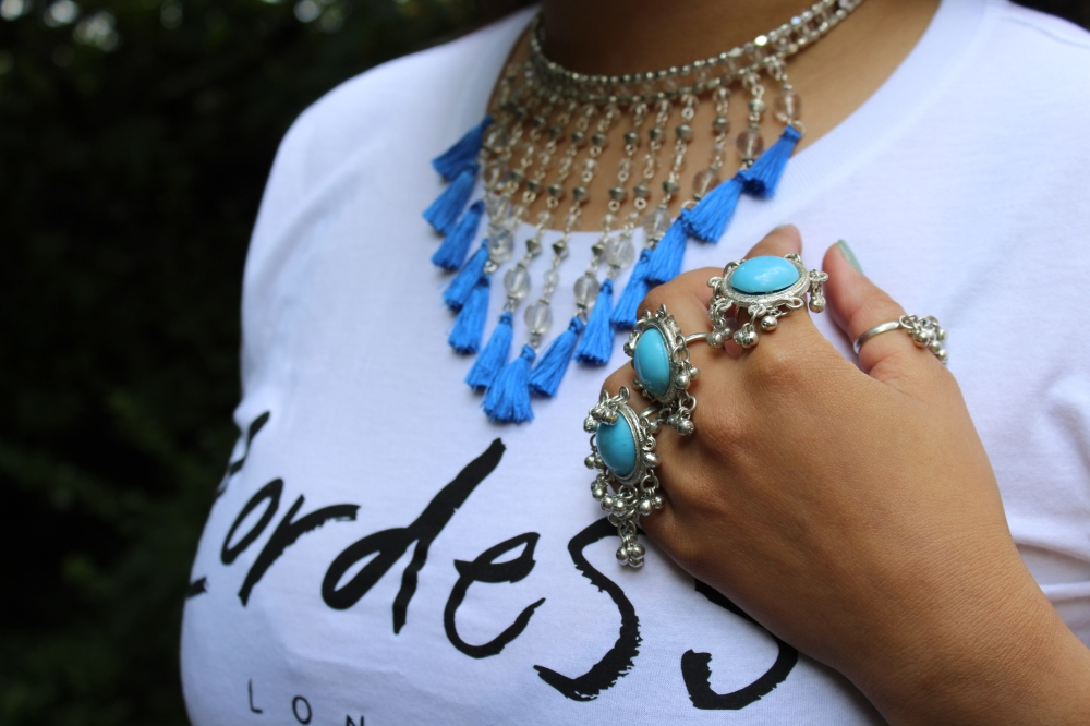 How to add an Indian-Style to Your Western Wear | Mango Monty Jewellery | Lordess London