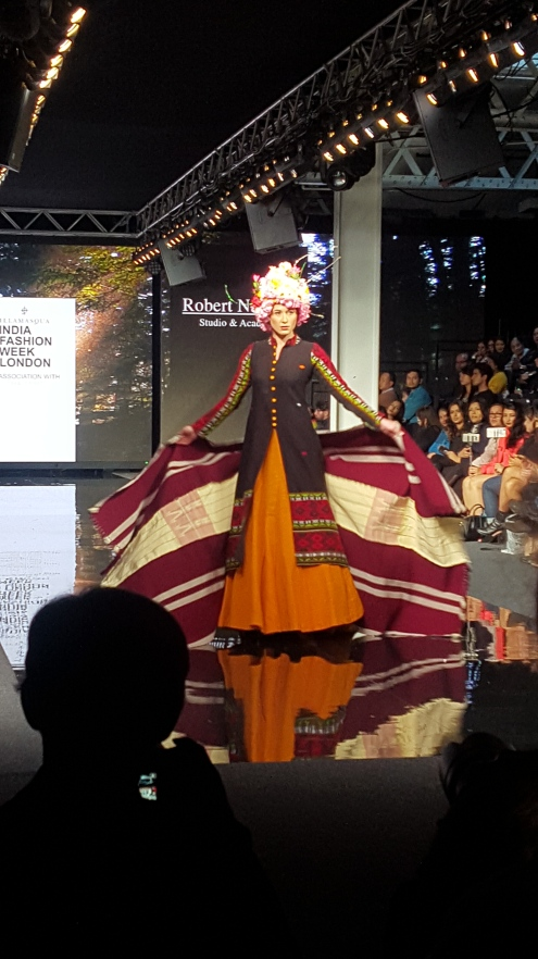 Robert Naorem - India Fashion Week London