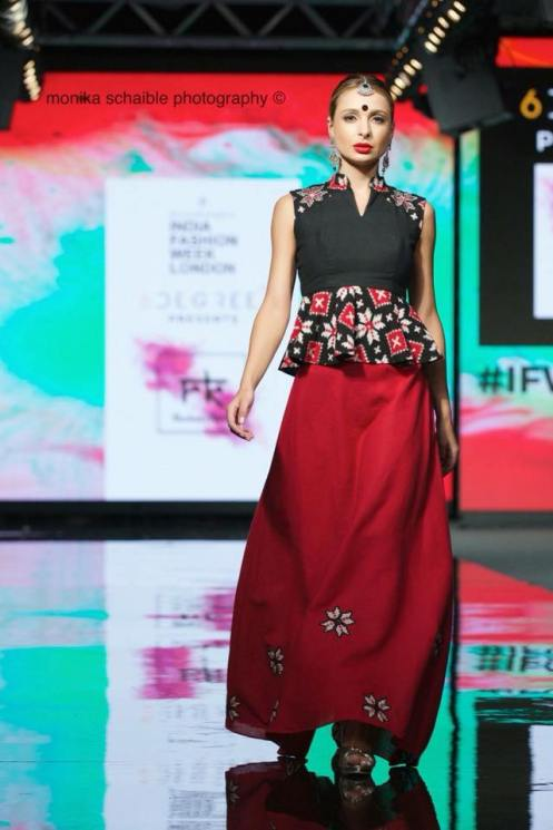 Rachna Kimtee | India Fashion Week London 2017