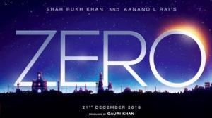 Shah Rukh Khan & Aanand L. Rai's Zero Trailer