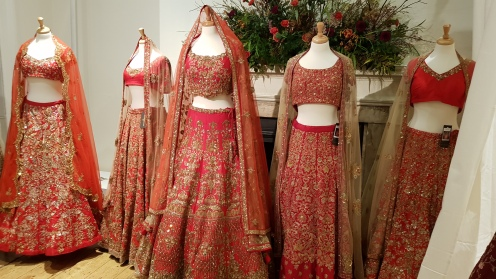Shyamal & Bhumika at Aashni & Co Wedding Show 2018 London