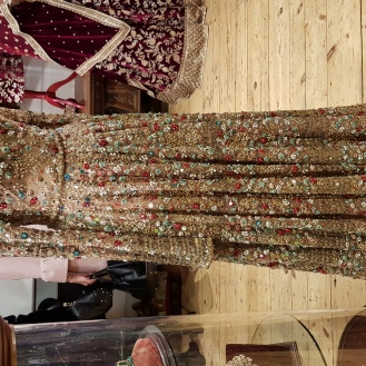 Sabyasachi at Aashni Wedding Show 2018 London