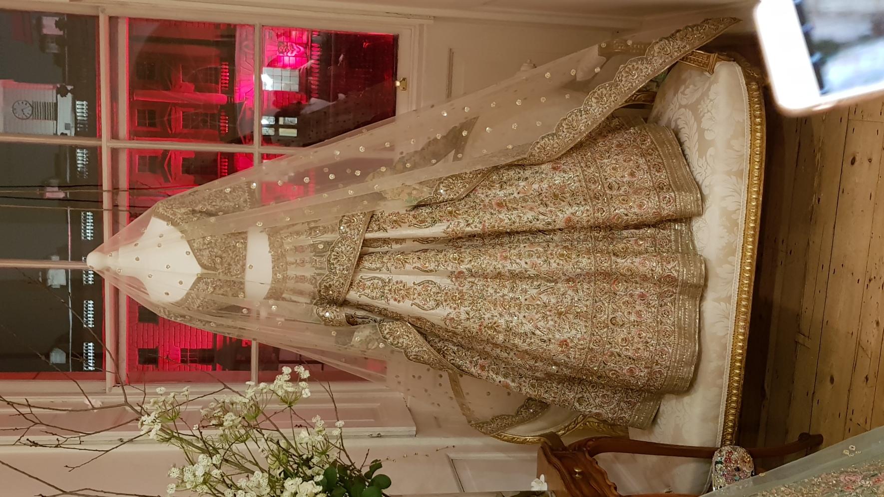 Sabyasachi at Aashni Wedding Show 2018 London