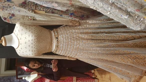 Tarun Tahiliani at Aashni Wedding Show 2018 London