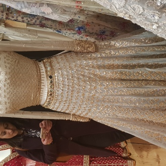 Tarun Tahiliani at Aashni Wedding Show 2018 London
