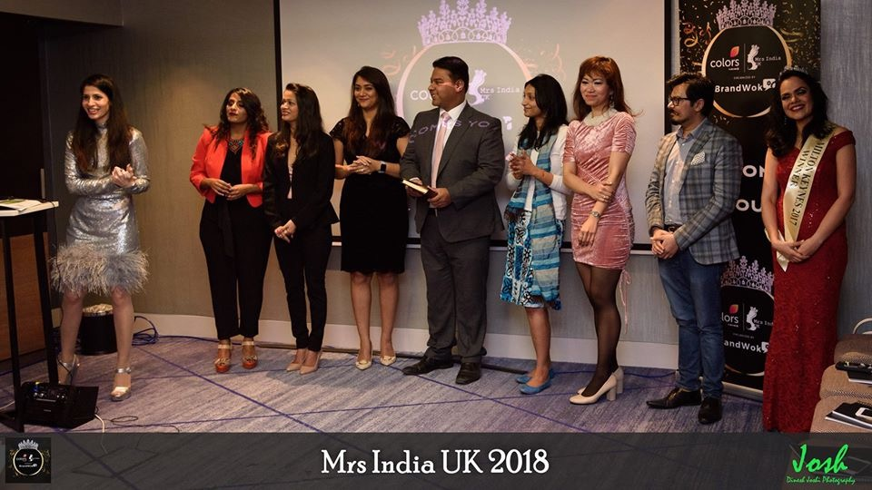 Aditi Gupta - Mrs India UK