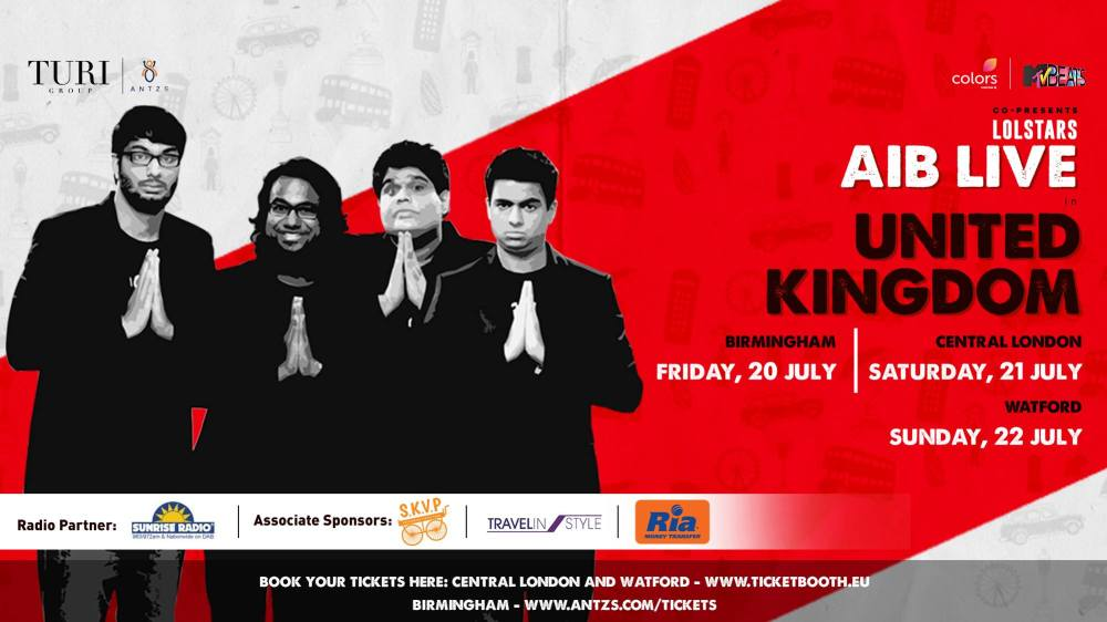AIB Live in UK