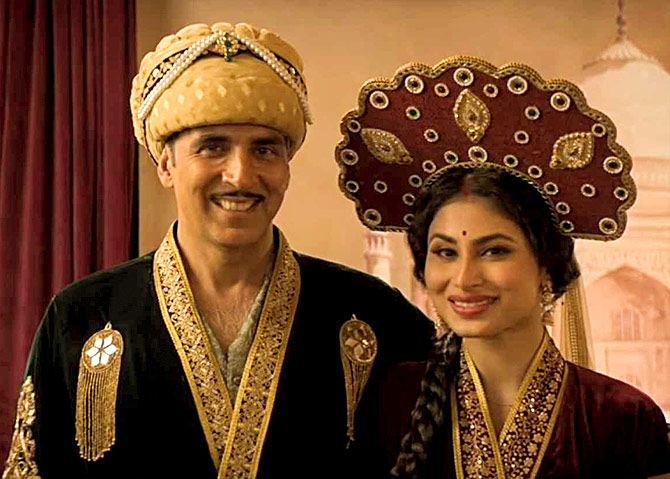 GOLD MOUNI ROY AKSHAY KUMAR