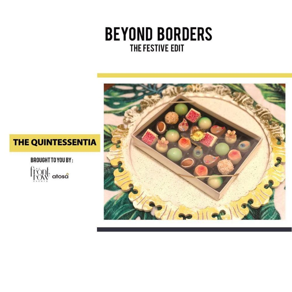 Beyond Borders London | The Front Row Events | Atosa Mumbai