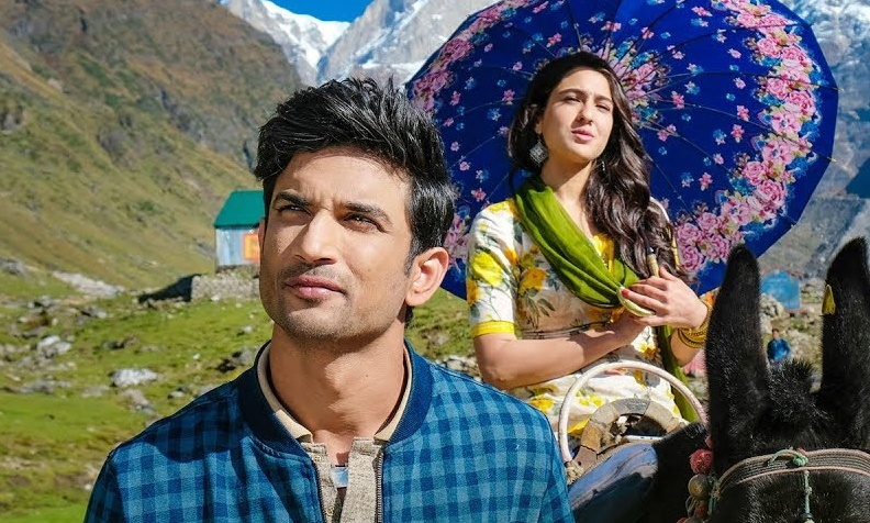 Sara Ali Khan and Sushant Singh Rajput - Kedarnath Review