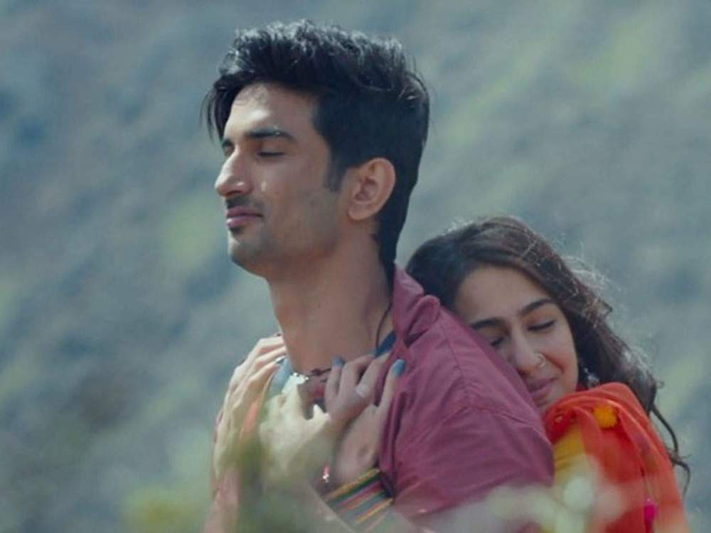 Sushant Singh Rajput and Sara Ali Khan - Kedarnath