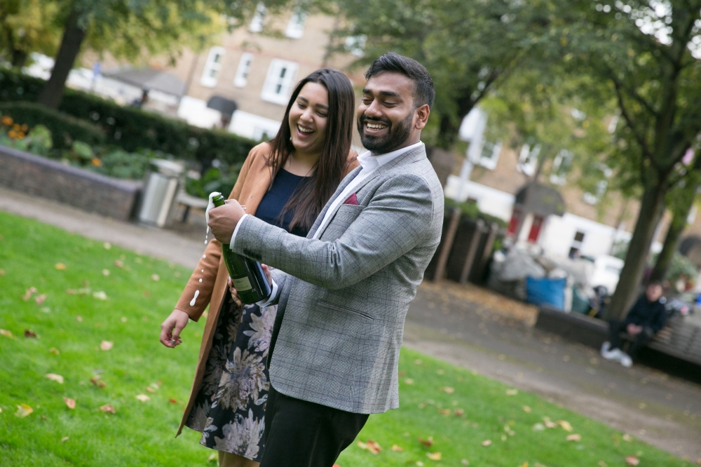 Indian Wedding Proposal Ideas London