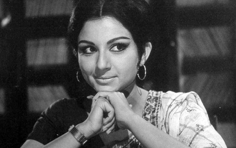 Sharmila-Tagore