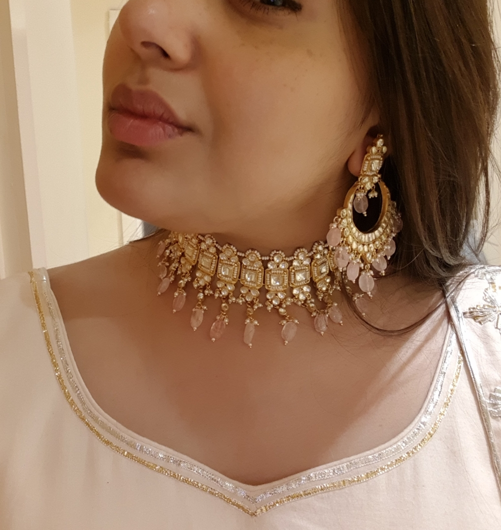 London Ki Ladki Engagement Indian Jewellery - Toraan Jewels