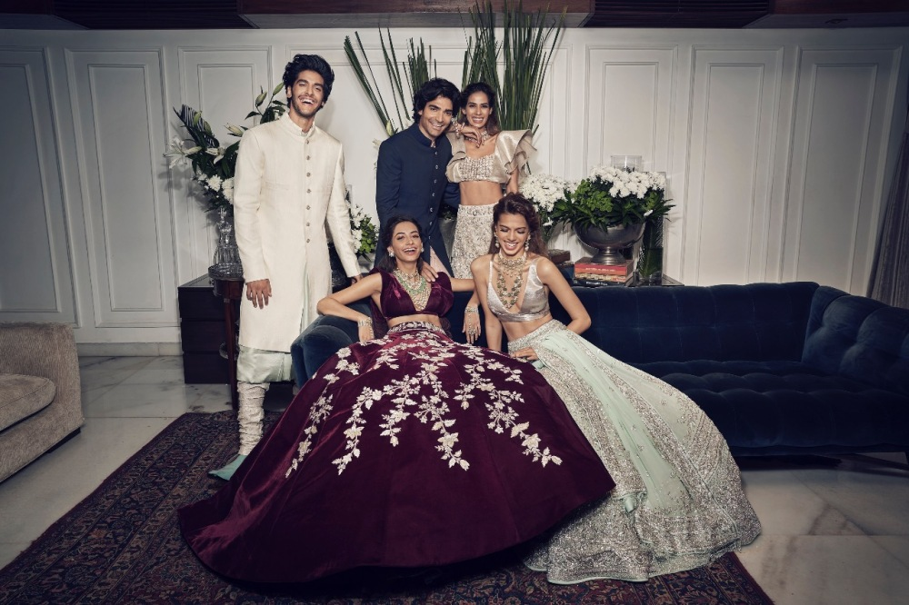 EBH presents the THINK PINK Ball 2019 with celebrated Indian designer Manish Malhotra