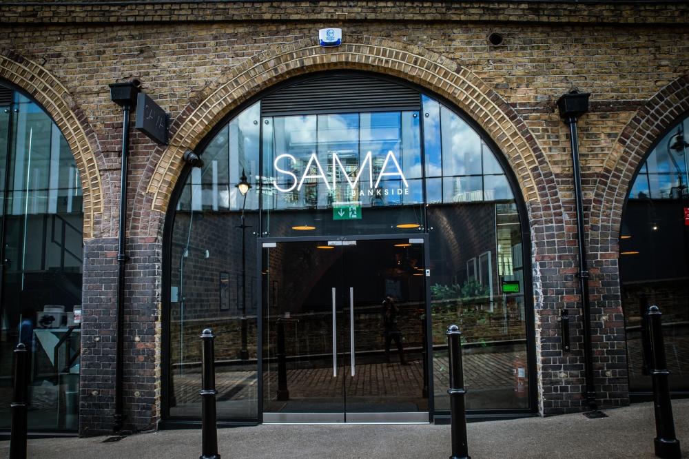 Sama Bankside | London Ki Ladki Indian Engagement Party | Engagement Party Ideas